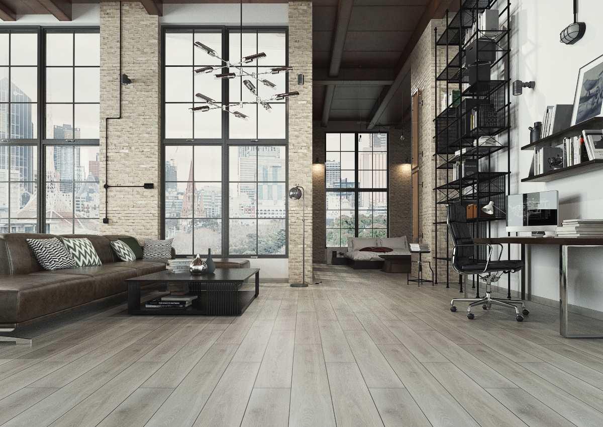 Panele podłogowe szare tocałe mnóstwo inspiracji!