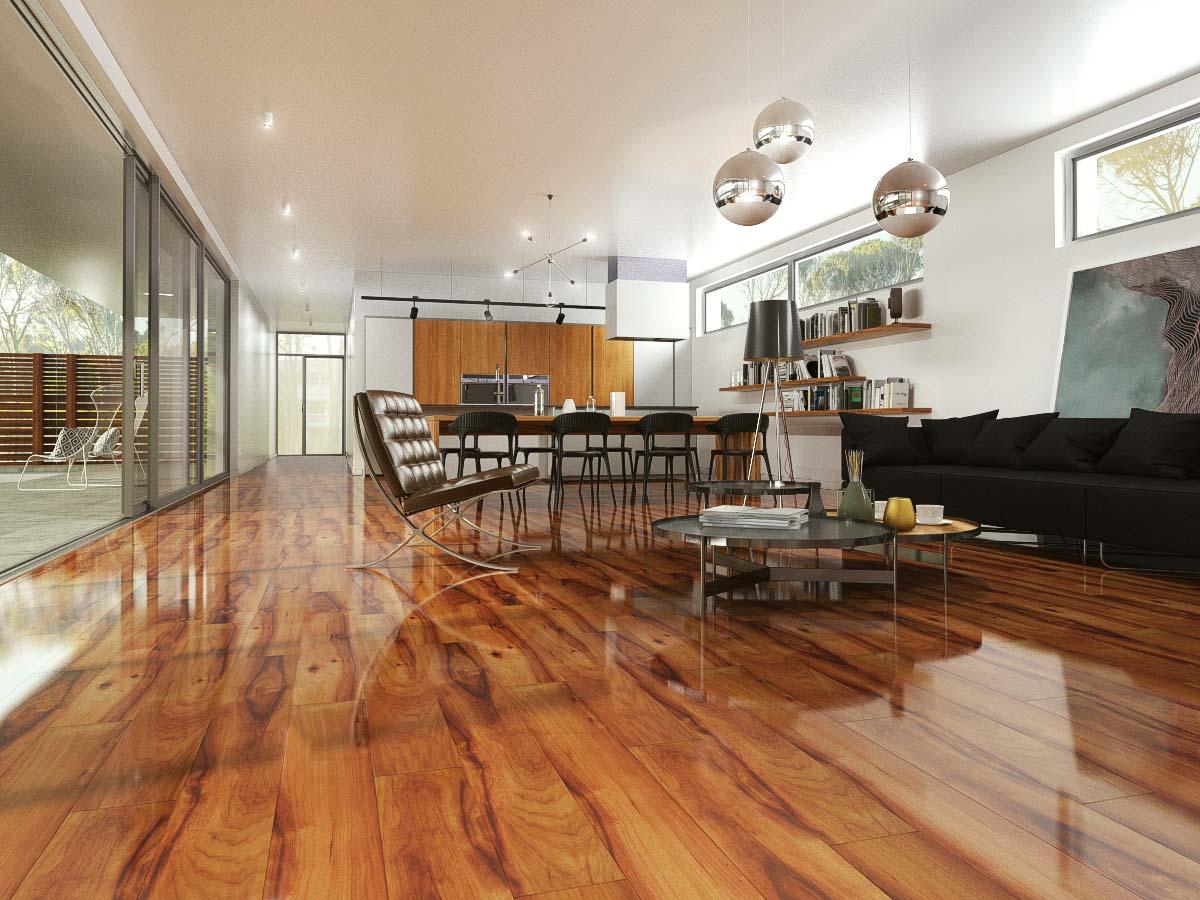 Podłogi nawysoki połysk | Kolekcja Natural Gloss