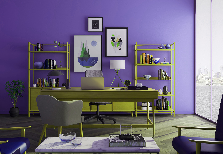 Ultra Violet – kolor roku 2018