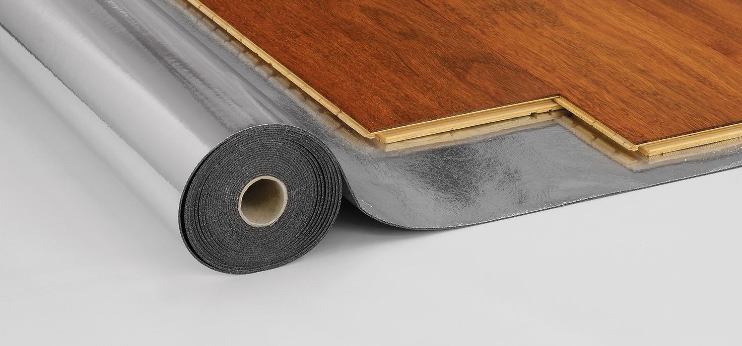 Jaka folia ipodkład podpanele? Podpowiadamy, jak przygotować się do montażu podłogi