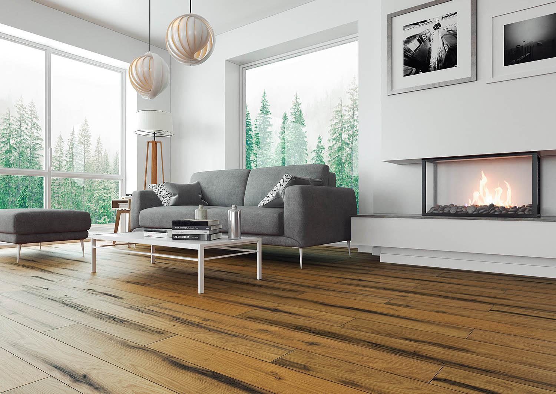 Jak dobrać podłogę domebli?