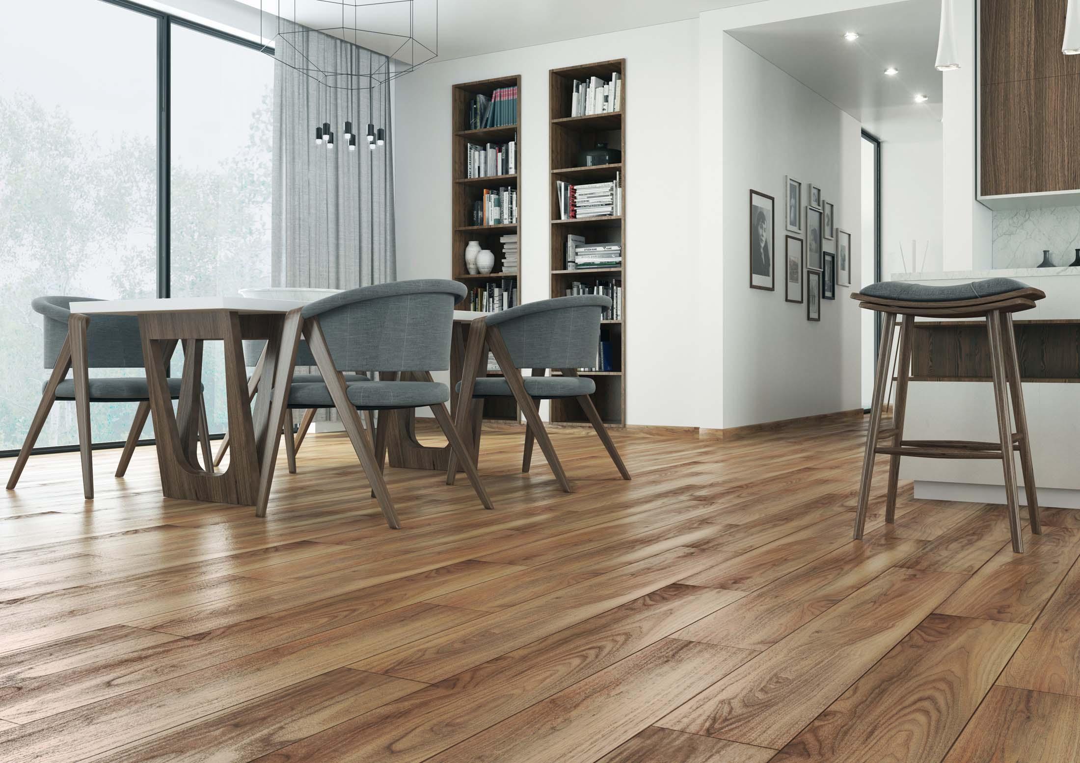 Grubość paneli podłogowych – jak dobrać panele podłogowe
