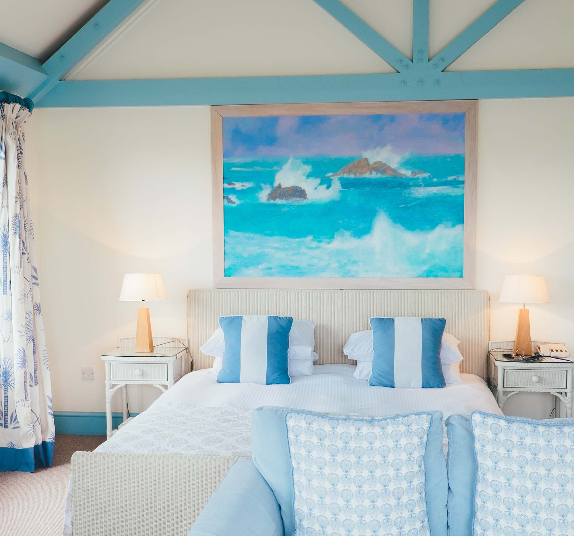 Jakie kolory wybrać donowoczesnej sypialni?