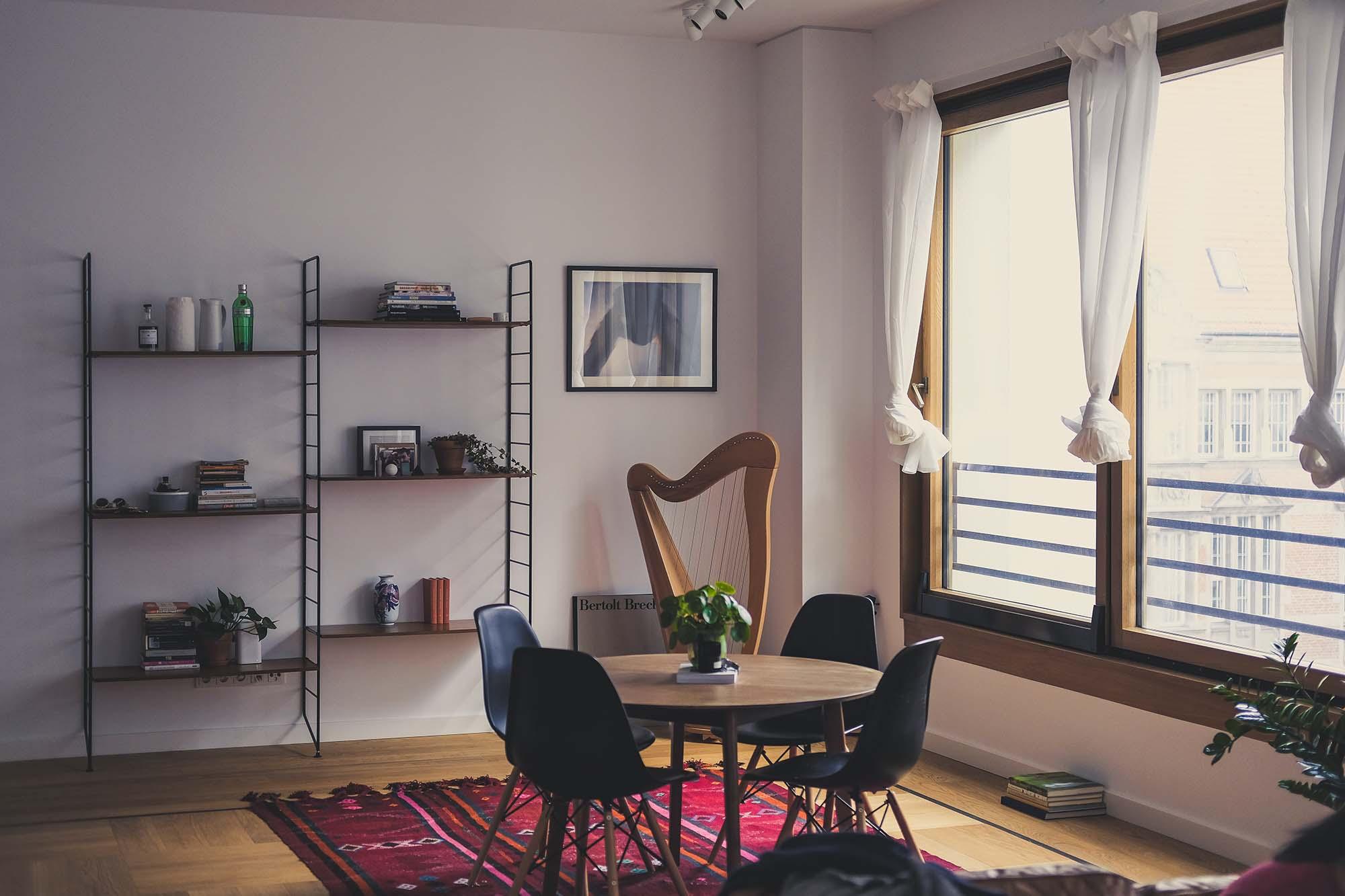 5 sposobów narozjaśnienie ciemnego mieszkania